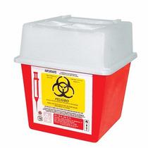 Bote Para Residuos Punzocortantes Biológicos Infeccioso 2lt.