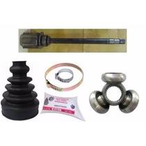 Kit Tulipa+triz+coif Semi Eixo L/d Cambio Fiat Palio Locker