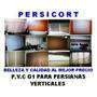 P.v.c Modelo G1 Tipo Madera Persianas Verticales (persicort)