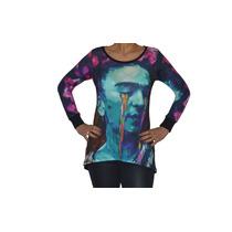 Blusa Dama Multicolor