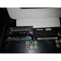 Placa Mãe Neo Geo Mvs + Cartucho Kof 97 Tudo Original 100%