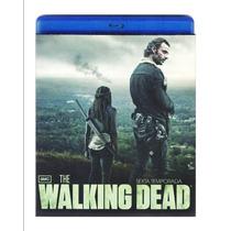 The Walking Dead Sexta Temporada 6 Seis Serie Tv Blu-ray