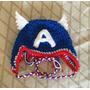 Gorro Tejidos Batman - Capitán América - Kitty - Minions