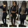 Calças Femininas Moletom Modelo Do Instagram