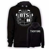 Blusa Bts Bangtan Boys K-pop Taehyung