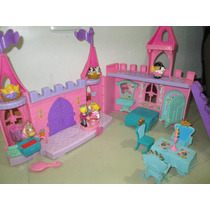 Castillo Little People, Usado, Para Niñas En Perfecto Estado