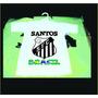 Hermosa Camiseta De Niño Santos Fc Brasil