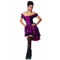 Disfraz Traje De La Danza Salón De La Reina Deliciosa