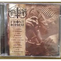 Cd Marduk - Frontschwein Lacrado Original Nacional Barato!!!