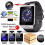 Smartwatch Dz09 -c/camara -sim-android Iphone Micro Sd