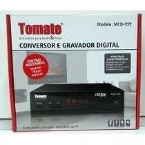 Kit Conversor Digital Mcd999 Tomate + 1 Ant. Mini Parabolica