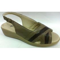 Sandalia Feminina Confort Pelica 1033