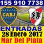 Entradas Boca Vs River Populares Plateas Mar Del Plata 2017