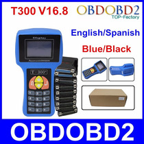 Programador De Llaves T300 + Conectores Version V16.8 Full !