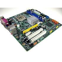 Tarjeta Madre 775 Ecs + Procesador Dual Core + Memoria Ram