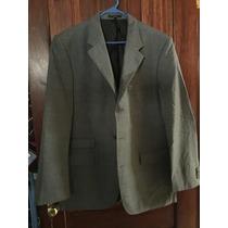 Remate Saco,de Vestir Zara Man. Gris, T: 44, Nuevo