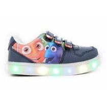 Zapatillas Addnice Originales Dory Y Nemo Mil Luces Oferta!