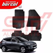 Tapete Borracha Interlagos Hyundai Ix35 2012 2013 Borcol 3pç