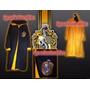 Disfraz Capa Hufflepuff De Harry Potter Igo Coleccionables!!