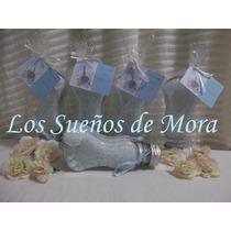 Souvenirs Nacimiento Baby Shower Piecito Con Sales X10 Unid