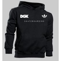 Blusa Dgk X Adidas Moletom Canguru - Promoção !!!