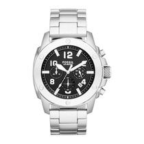 Relógio Masculino Fossil Machine Fs4926/1pn - Original