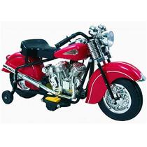Motocicleta Eléctrica Estilo Harley Little Indian Montable