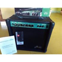 Vendo O Cambio Amplificacor De Guitarra Stagg Nuevo 38 Watt