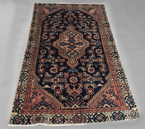 Tapete Antiguo Persa Karacheh Excelente 65 Cm X Cm