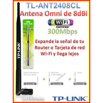Antena Para Router Tplink Ant2408cl De 8dbi