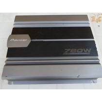 Amplificador Pionerr Gm-5100t - 750w Max Power - Usado