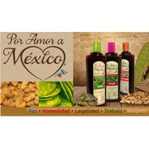 Shampoo Por Amor A México 3x$150 Nopal Chile Cacahaute Ofert