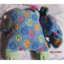 Pelúcia Elefante Travesseiro Bebê