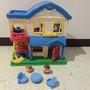 Casa Grande De Little People Fisher Price, Excelente Estado
