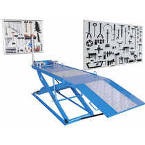 Kit Oficina Completa Para Motos - Box Economico - Galmar