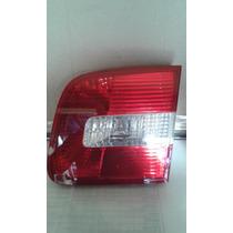 Lanterna Traseira Central Polo Sedan 03/06 Cibie Logo Vw L D