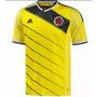 Franela Camisa Fútbol Selección Colombia Talla S Mrw Gratis