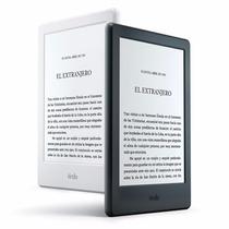 Amazon Kindle E-book 8º Generación Reader Mod 2016