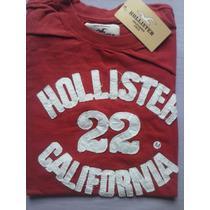 Camiseta Masculina Hollister!