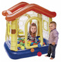 Pelotero Inflable Para Niños Modelo Casita Ok Baby<br><strong class='ch-price reputation-tooltip-price'>$ 1.299<sup>00</sup></strong>