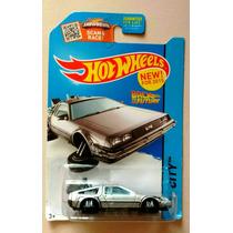 The Time Machine Batmobile Hotwheels 1:64 T Americana