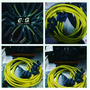 Cables De Bujia Chevrolet Malibu Motor 200 6cil