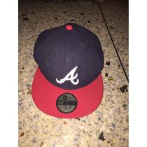 Gorra New Era Cap 59fifty Braves Atlanta, Original