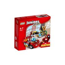 Lego Juniors10721 Iron Man Vs. Loki