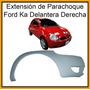 Parachoque Ford Ka Derecho Copiloto Delantero