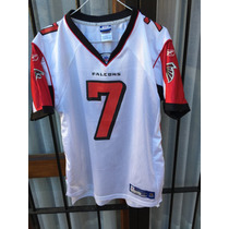 Camiseta Nfl Onfield Usa,atlanta Falcons #7 T Xl 18/20 Nueva