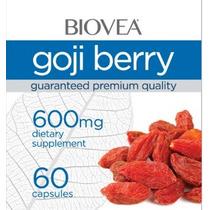 Goji Berry - Quemador De Grasa Goji Capsulas - Made In Usa