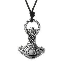 Pingente Mjolnir Viking Metal Martelo De Thor Amon Amarth