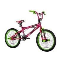 Bicicleta Rodada 20 Girls 8 A 14 Años Kent Trouble Bmx