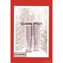Botas De Lluvia Wellington Caña Larga Originales Gummi